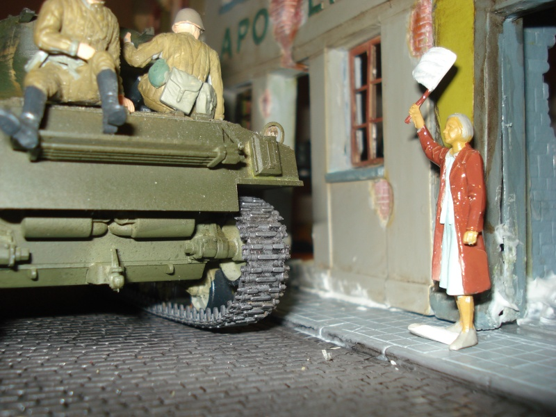 sherman M4A2 76mm red army  Dsc07715