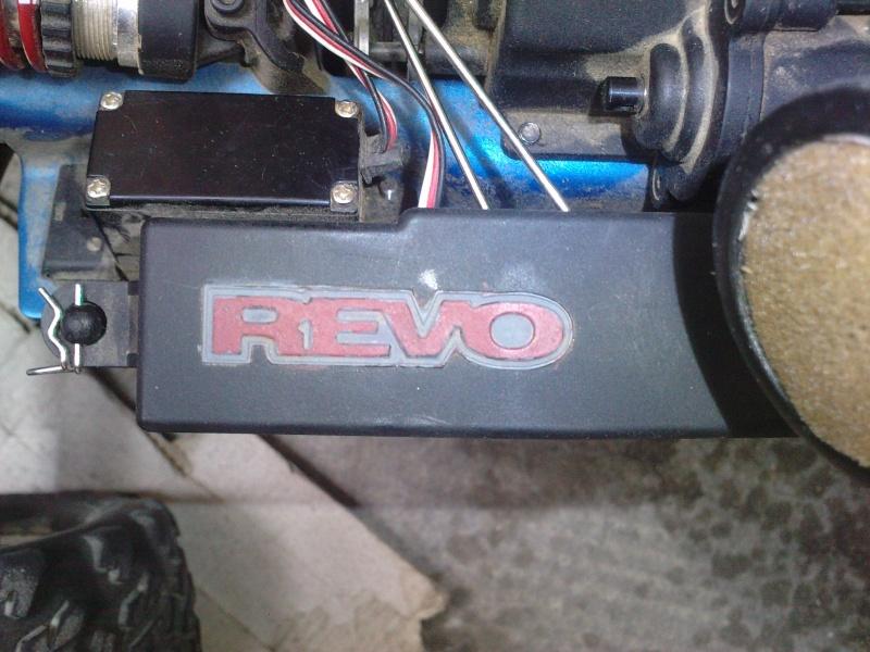 revo 2.5 stock P0606114