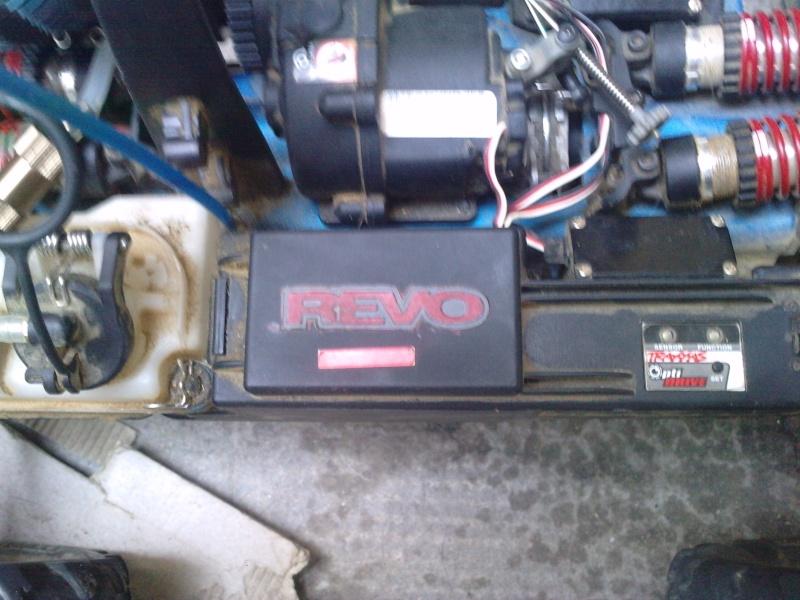 revo 2.5 stock P0606115