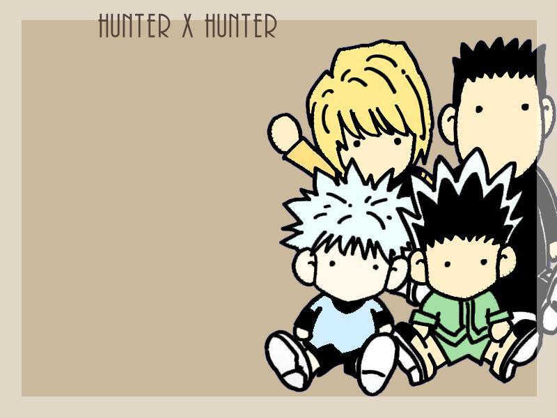 hunterXhunter Hunter11