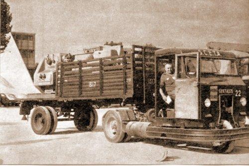 Les tracteurs FAR 27923510
