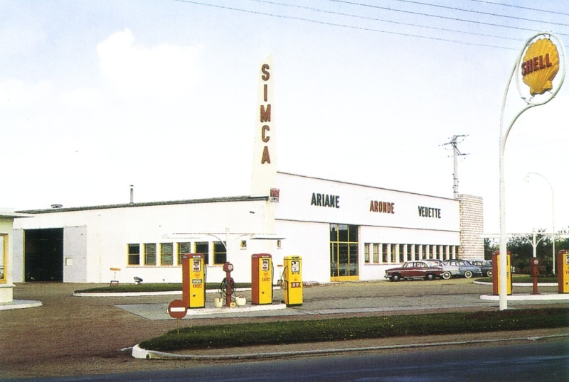 Images diverses du passé Garage11