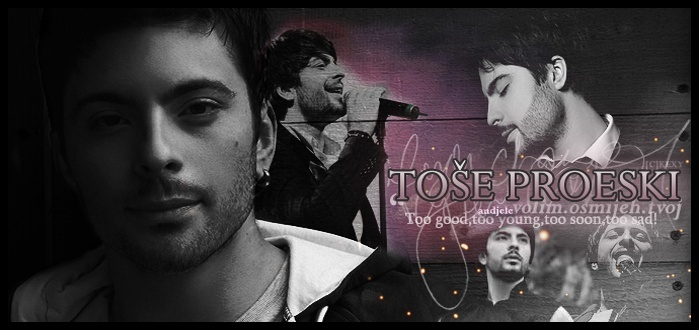 Tose Proeski 4ever