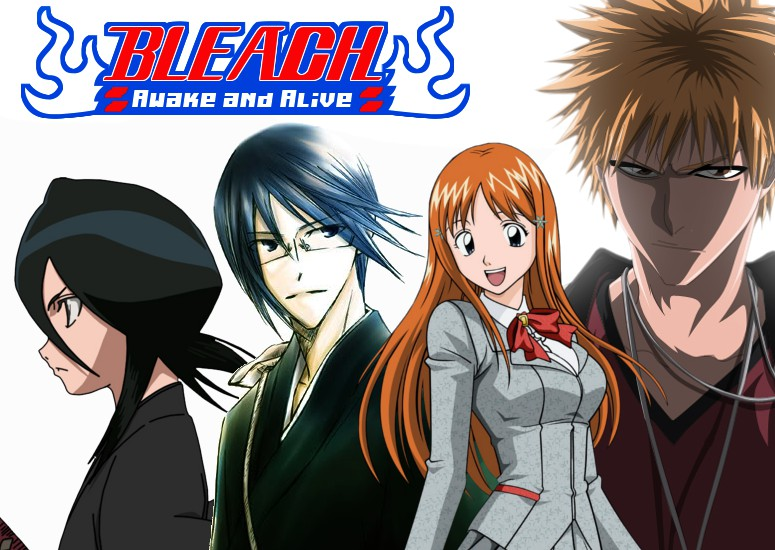 Bleach:Awake and Alive