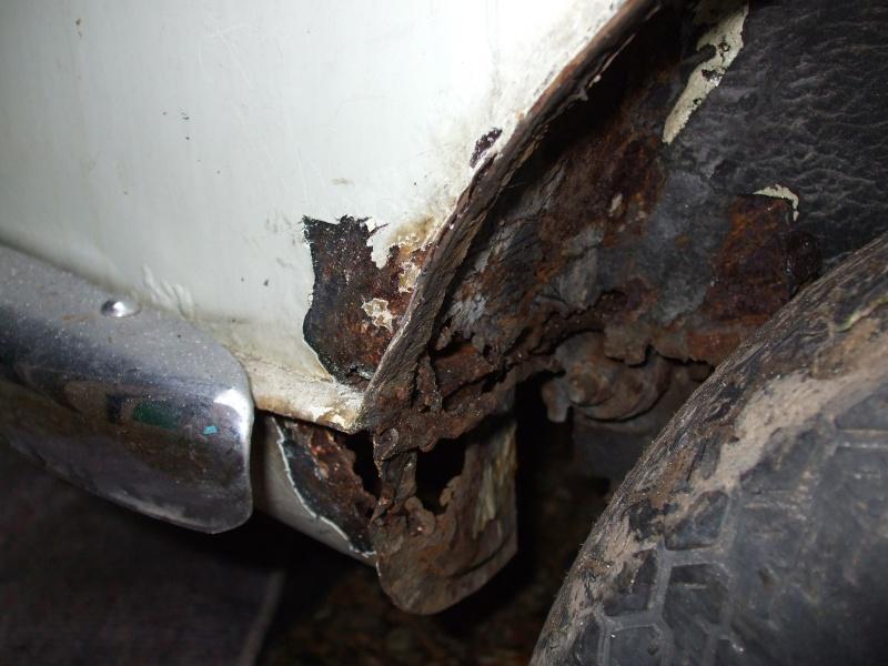 Winnie Hornet Restoration 15110