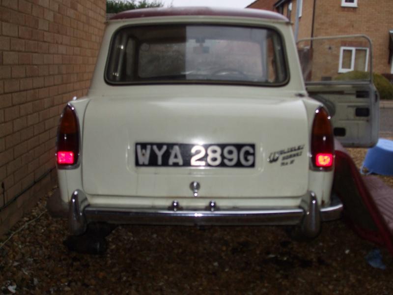 Winnie Hornet Restoration 16510