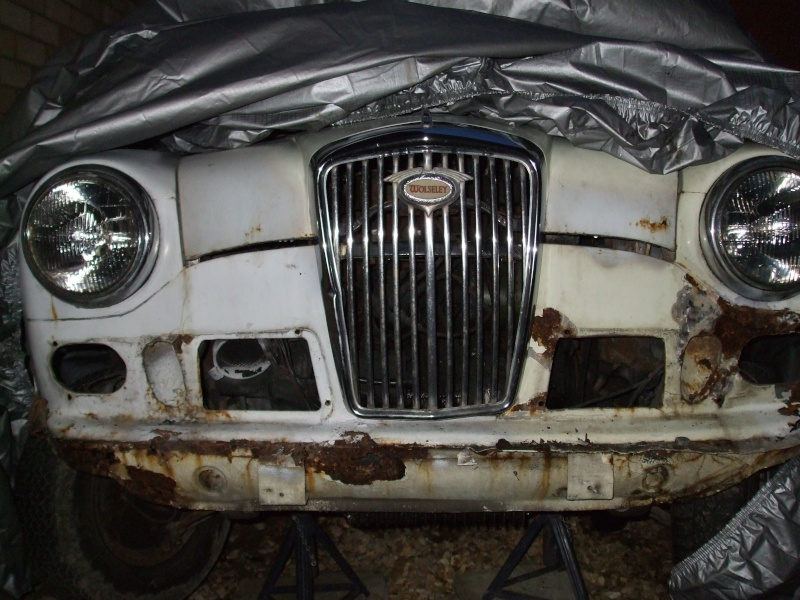Winnie Hornet Restoration 16810
