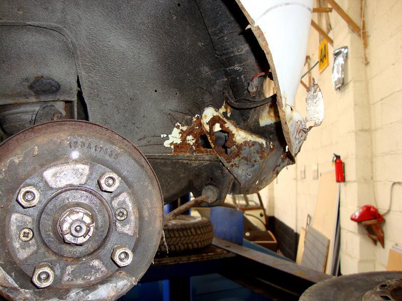 Winnie Hornet Restoration O-s-in11