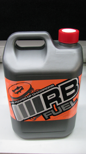 vends 5L de carburant R&B buggy 30%, bidon neuf 01252510