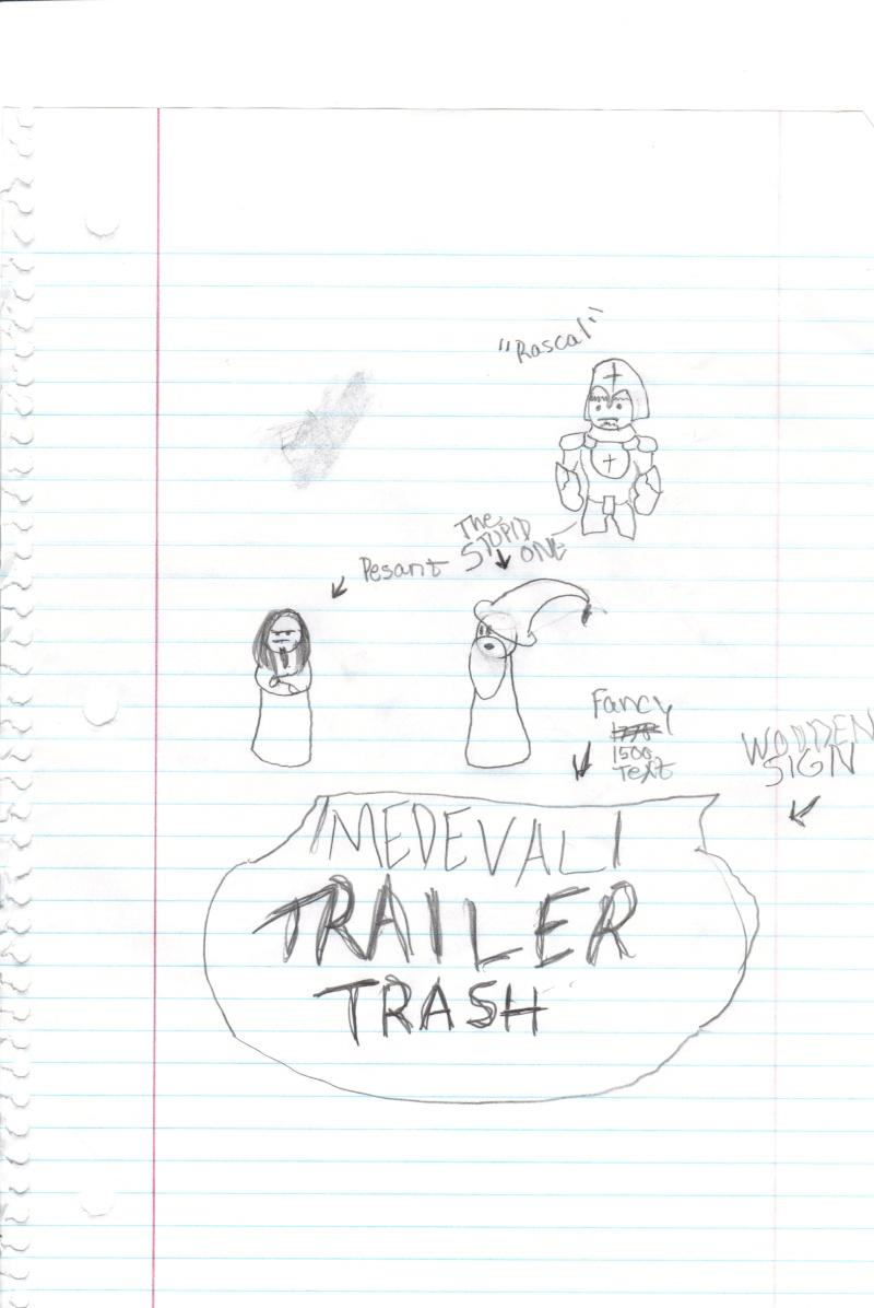 Medieval Trailor Trash (MTT) Medeva10