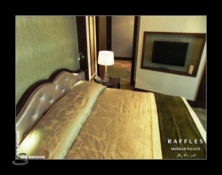 فندق رافلز مكة اسعار حجز فندق قصر مكة رافلز Raffles Makkah Palace 1712
