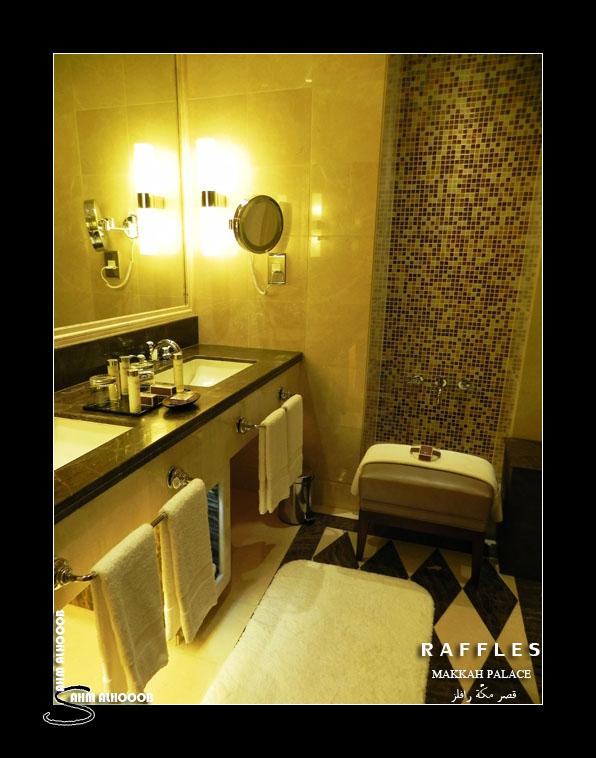 فندق رافلز مكة اسعار حجز فندق قصر مكة رافلز Raffles Makkah Palace 1910