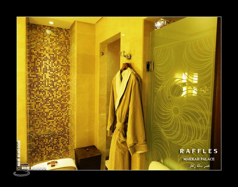 فندق رافلز مكة اسعار حجز فندق قصر مكة رافلز Raffles Makkah Palace 2010