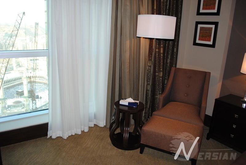 فندق فيرمنت مكة   فندق ساعة مكة   ساعة مكة The Fairmont Makkah Clock Royal Tower 3110