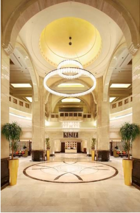 فندق فيرمنت مكة   فندق ساعة مكة   ساعة مكة The Fairmont Makkah Clock Royal Tower 7bu89410