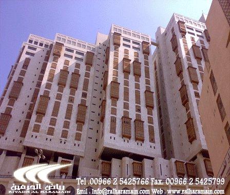 معلومات عن فندق ابراج الهيلتون 914