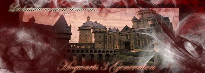 Hogwarts 3 Generation