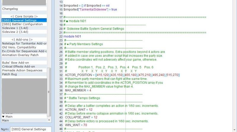 Problème avec le SBS [résolu] Bug210