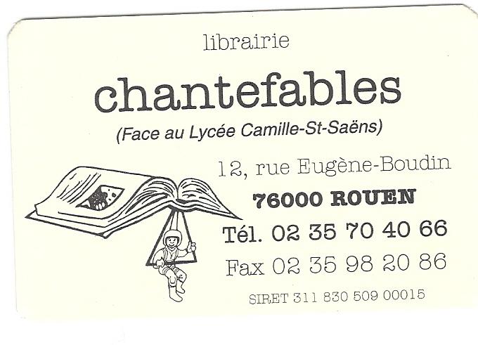 adresse d'une petite  librairie  Hpqsca10