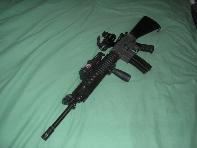 m16a4 dboy  custom M1610