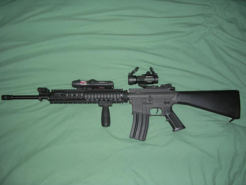 m16a4 dboy  custom P1010311