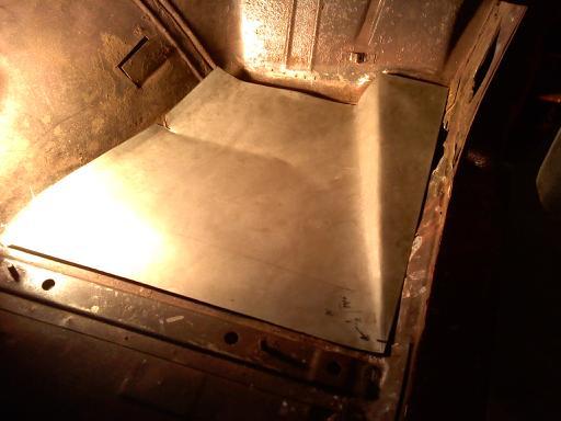 progress pics for camaro sheet metal work Downsi11