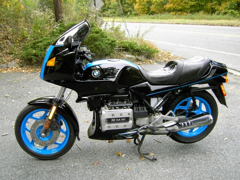 How many after market fairings for the K100? Beemer10