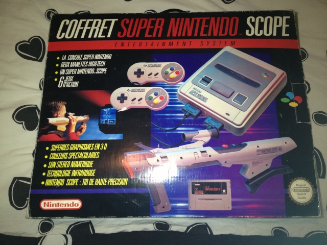 Pack super nintendo scope 6 Img_1810
