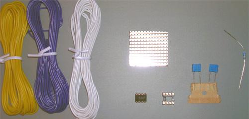 Montage d'un LM1881N, séparateur de synchro  Matos110