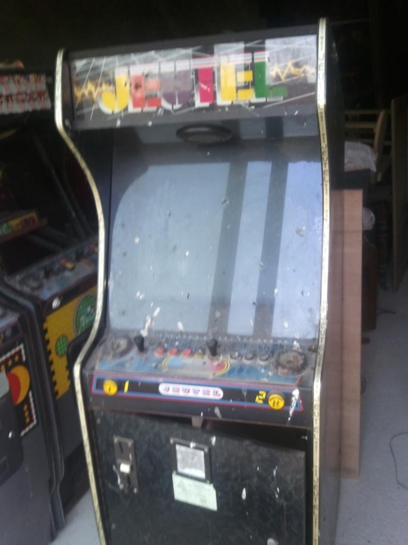 restauration borne arcade Jeutel n°2 ( Maxxx69 ) fini , la mienne ^^ Photo035