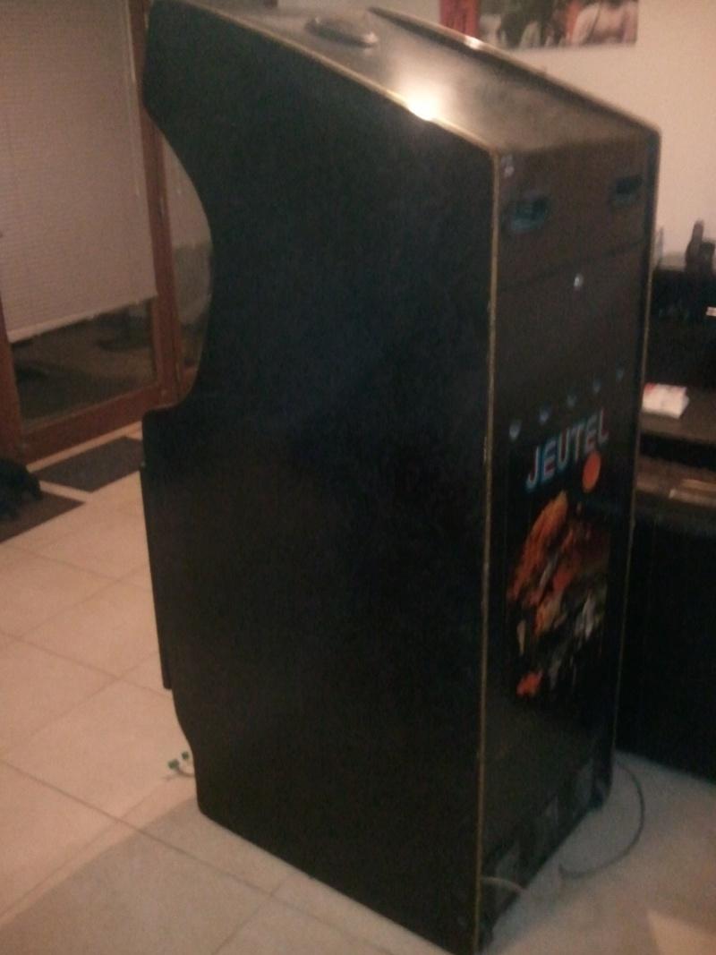 restauration borne arcade Jeutel n°2 ( Maxxx69 ) fini , la mienne ^^ Photo036