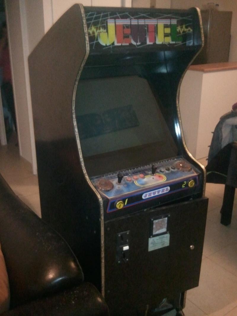 restauration borne arcade Jeutel n°2 ( Maxxx69 ) fini , la mienne ^^ Photo037