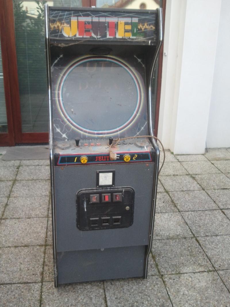 restauration borne arcade Jeutel n°3 ( Maxxx69 ) vendu  Photo046