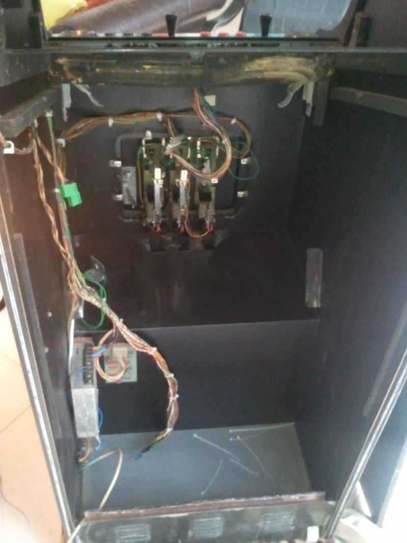 restauration borne arcade Jeutel n°3 ( Maxxx69 ) vendu  Photo050