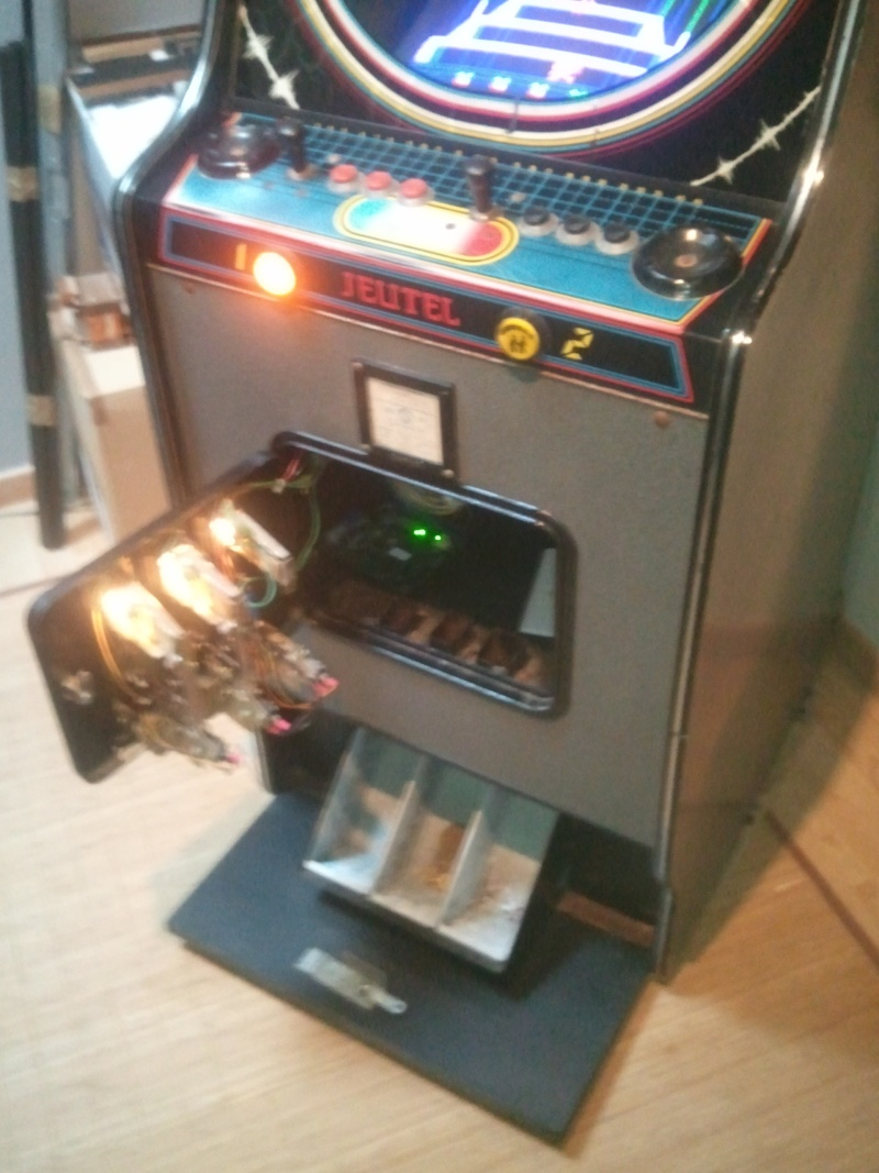 restauration borne arcade Jeutel n°3 ( Maxxx69 ) vendu  Photo061