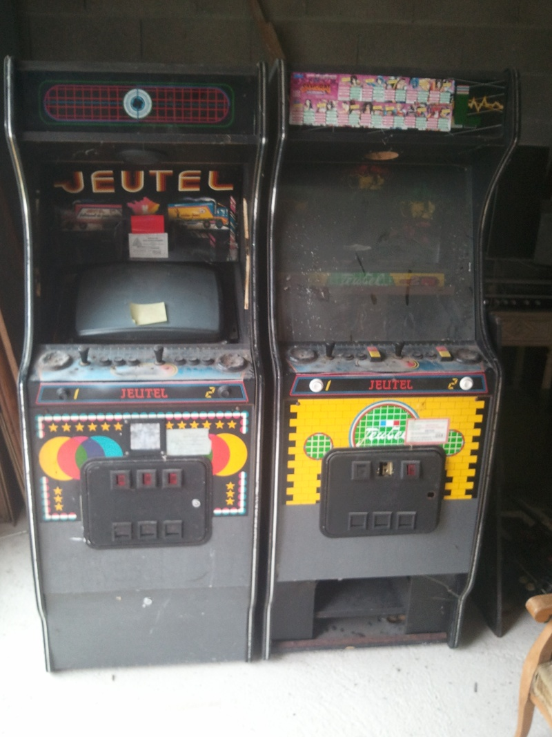 restauration borne arcade Jeutel n°3 ( Maxxx69 ) vendu  Photo064
