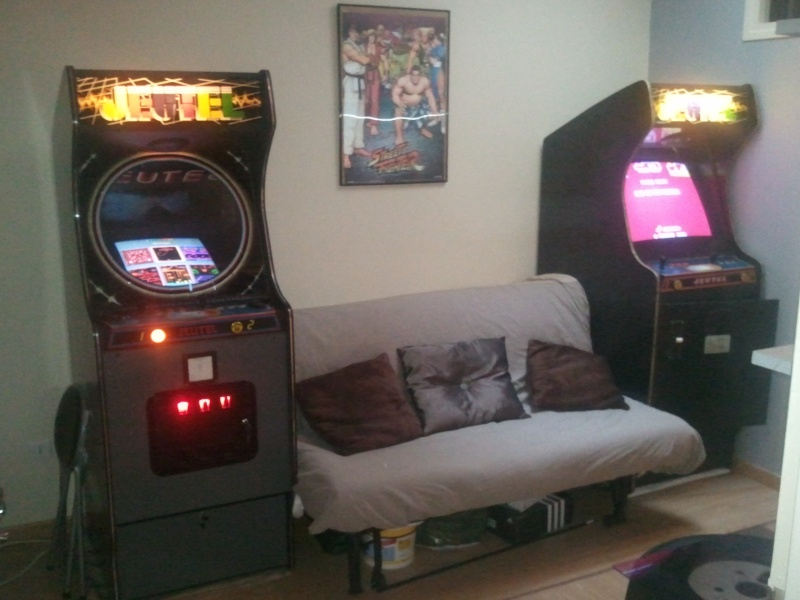 restauration borne arcade Jeutel n°3 ( Maxxx69 ) vendu  Photo070