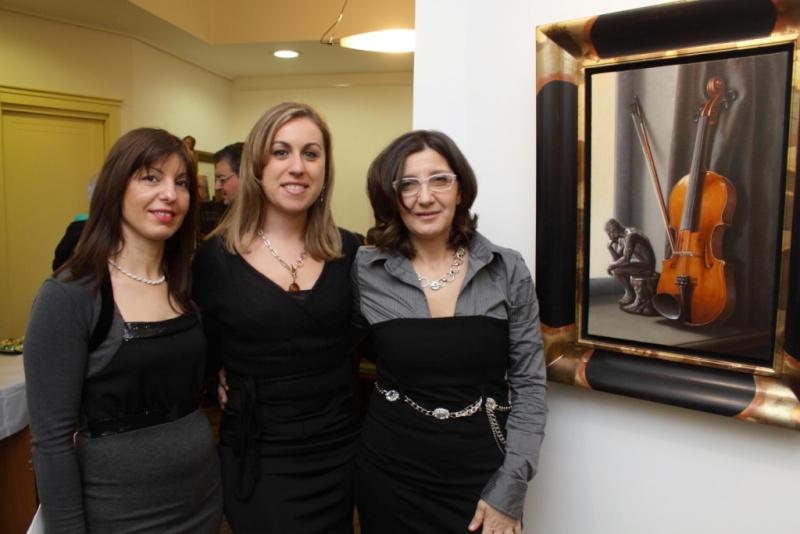 MOSTRA PERSONALE ALLA GALLERIA D'ARTE BARBATO (SA) - Pagina 4 Clorin10