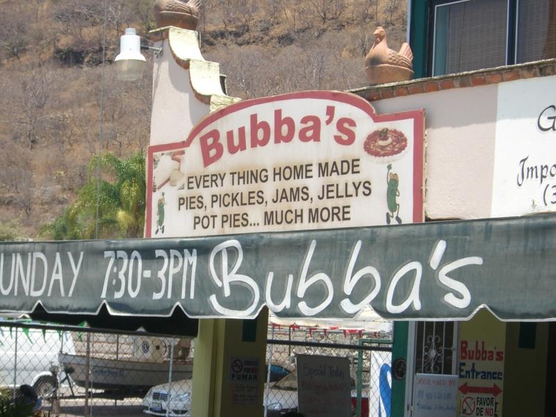 Bubba's BBQ Cimg7123