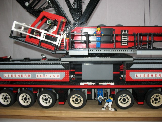 Les modèles LEGO de Bantegnie - Page 3 Photos14