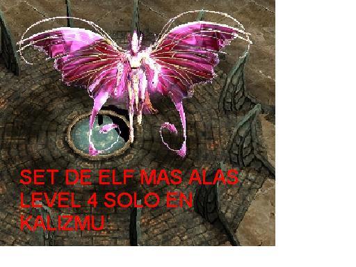 ALAS DE ELF LEVEL 4 + SET +13 Alas_d10