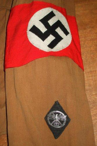 """""""NSKK-OberSturmann gruppe Danzig / Westpreussen"""" (1942-1945) 26227210"""