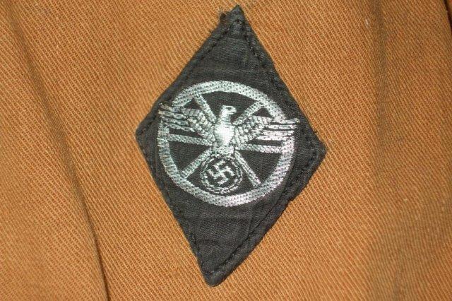 """""""NSKK-OberSturmann gruppe Danzig / Westpreussen"""" (1942-1945) 26728312"""