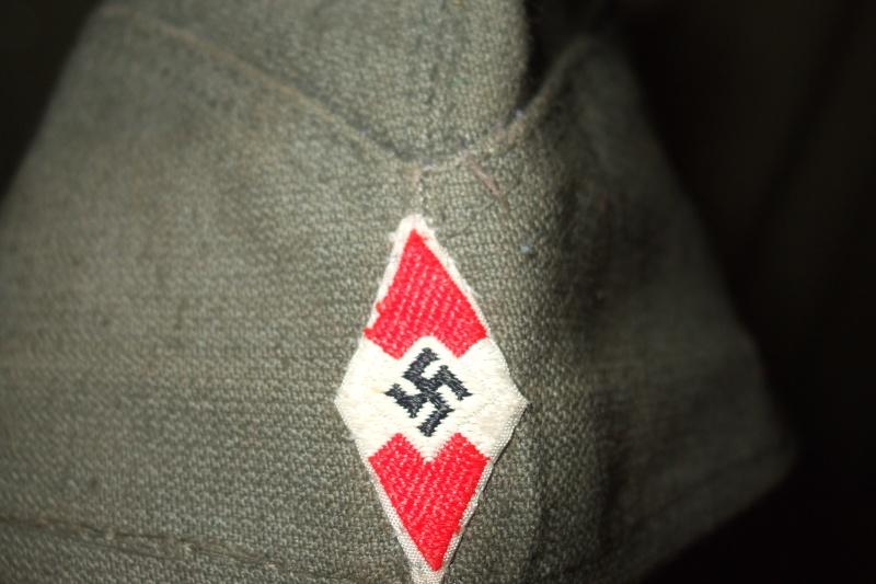 """""""Lagermütze für Hajot"""" (1936-1945) Photo128"""