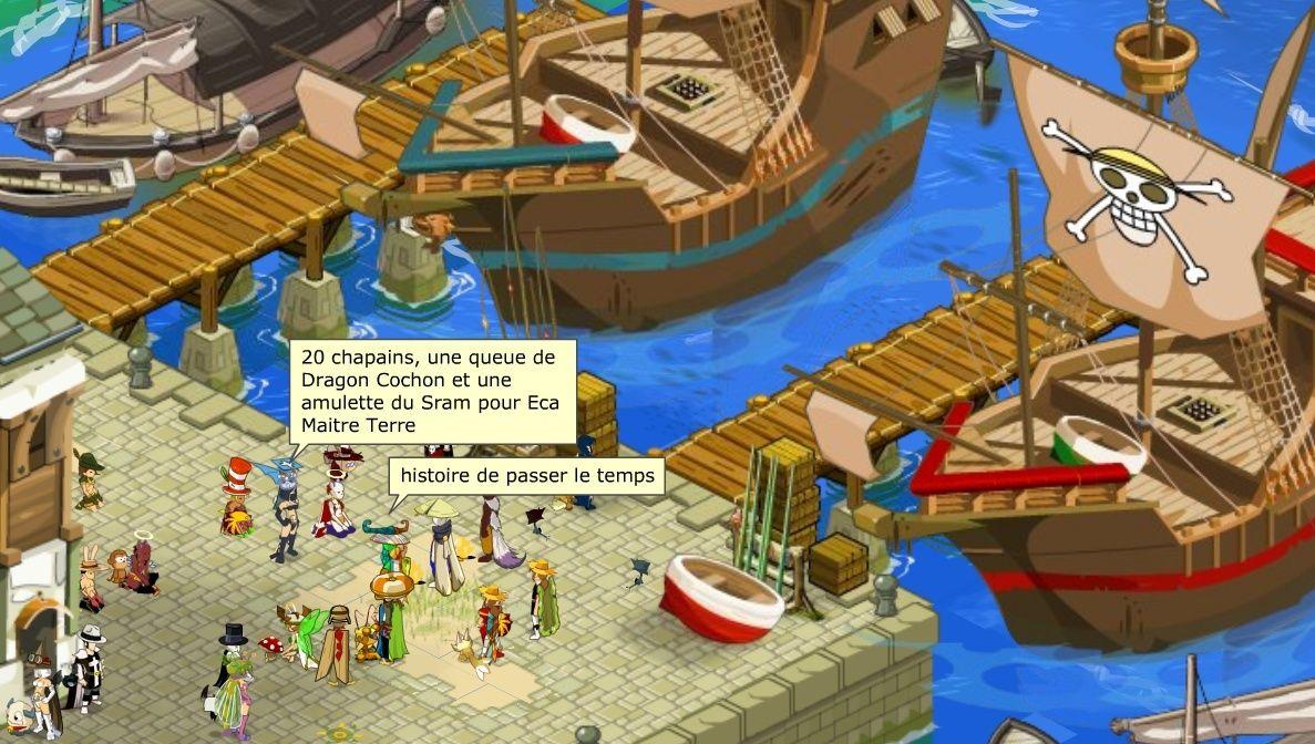 [Event de Redécollage] À la recherche des passagers disparus 1410