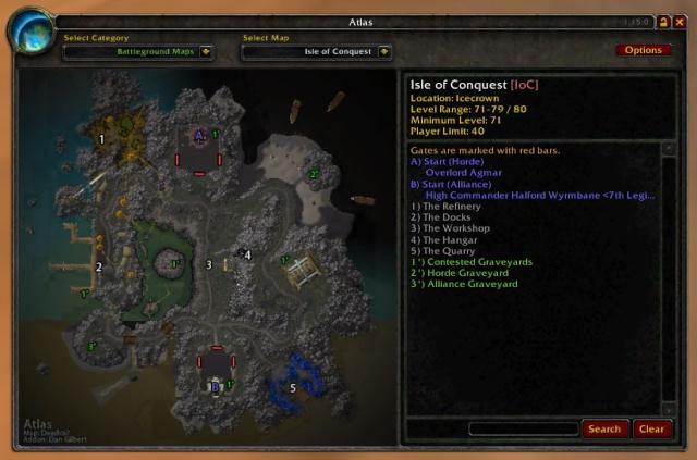 addons 3.3.5 Atlas11