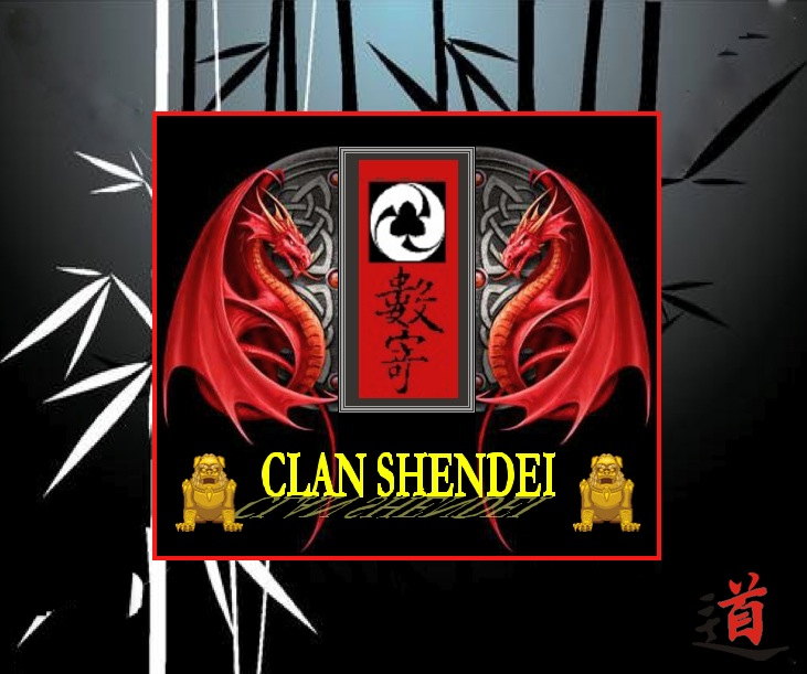 一族 ichizoku  SHENDEI   -   LE CLAN SHENDEI