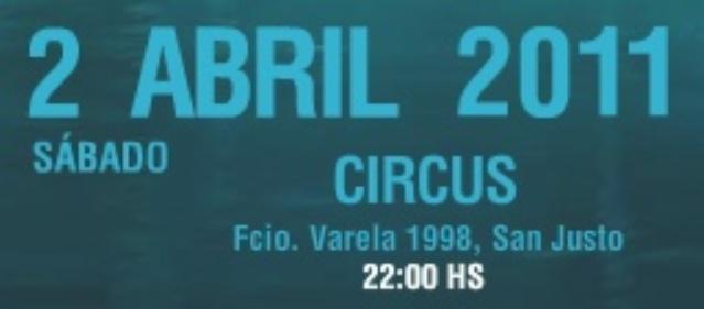 Pier - 2 de Abril, Circus, 1_elb11