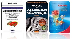 livres de construction mécanique