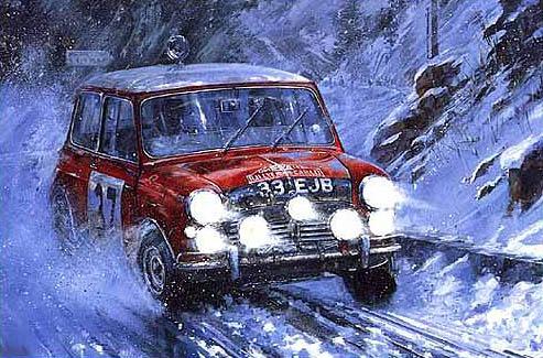 le sport auto  et l'art - Page 4 Art_110